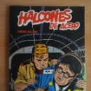 Cómics: HALCONES DE ACERO - PIRATAS DEL AIRE - BURULAN 1974. Lote 77347309