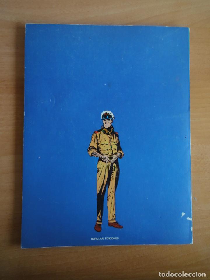 Cómics: Halcones de Acero - Piratas del aire - BuruLan 1974 - Foto 2 - 77347309