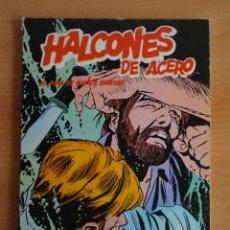 Cómics: HALCONES DE ACERO -EL PLAN DE MISTER KNKADE- BURULAN 1974. Lote 77348021