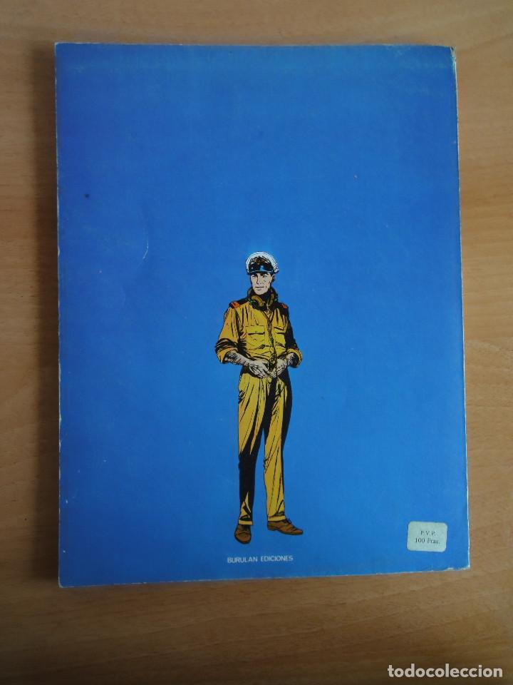 Cómics: Halcones de Acero -El plan de Mister Knkade- BuruLan 1974 - Foto 2 - 77348021