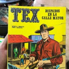 Cómics: TEX Nº 15 - BURU LAN – DISPAROS EN LA CALLE MAYOR - PERFECT. Lote 77450457