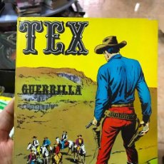 Cómics: TEX Nº 6- BURU LAN – GUERRILLA - PERFECT. Lote 77450653