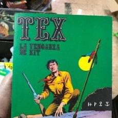 Cómics: TEX Nº 9- BURU LAN - LA VENGANZA DE KIT. Lote 111850627
