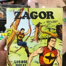 Cómics: ZAGOR BURU LAN NUMERO 5. Lote 77451341