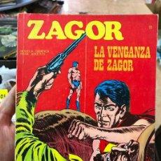 Cómics: ZAGOR BURU LAN NUMERO 11. Lote 77451533