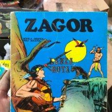 Cómics: ZAGOR BURU LAN NUMERO 6. Lote 77451681