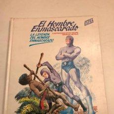 Cómics: EL HOMBRE ENMASCARADO ALBUM EXTRA Nº 1. LA LEYENDA DEL HOMBRE ENMASCARADO. BURU LAN 1983. Lote 77497117
