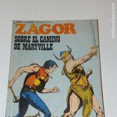 Cómics: ZAGOR BURULAN (BURU-LAN) Nº 57. Lote 77551057