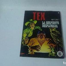 Cómics: TEX Nº 43 LA SERPIENTE DESPLUMADA. Lote 77856129