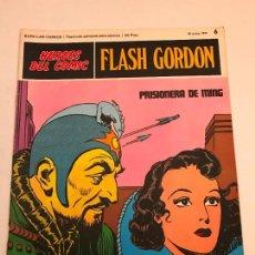 Cómics: HEROES DEL COMIC FLASH GORDON Nº 6. PRISIONERA DE MING. BURU LAN 1971. Lote 78121493