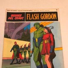 Comics: HEROES DEL COMIC FLASH GORDON Nº 9. CAMARADAS EN PELIGRO. BURU LAN 1971. Lote 78121697