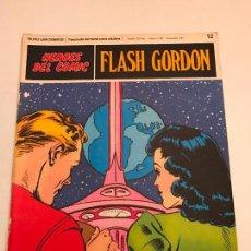 Comics: HEROES DEL COMIC FLASH GORDON Nº 12. HACIA NUEVOS HORIZONTES. BURU LAN 1971. Lote 78121921