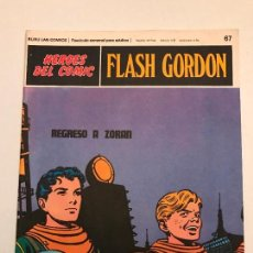 Comics : HEROES DEL COMIC FLASH GORDON Nº 67. REGRESO A ZORAN. BURU LAN 1971. Lote 78123225