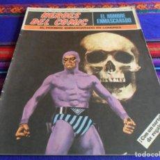 Cómics: EL HOMBRE ENMASCARADO Nº 1. BURU LAN 1971. 25 PTS. BUEN ESTADO.. Lote 78216753