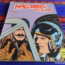 Cómics: HALCONES DE ACERO RETAPADO Nº 2 VETOL. BURU LAN 1973. BUEN ESTADO.. Lote 78217781