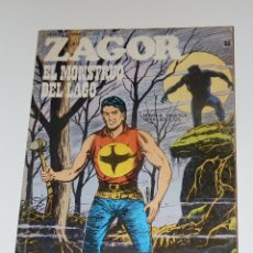 Cómics: ZAGOR BURULAN (BURU-LAN) Nº 52. Lote 78454909