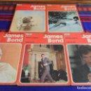Cómics: JAMES BOND RETAPADO 1 2 3 4 5 A TRAVÉS DEL MURO SOMBRAS DE ORO EL RÍO LA MUERTE OCTÓPODO ASESINO..... Lote 78568509
