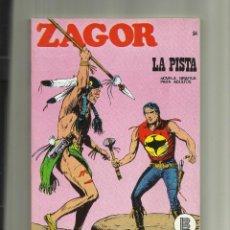 Cómics: ZAGOR Nº 34. Lote 80340443