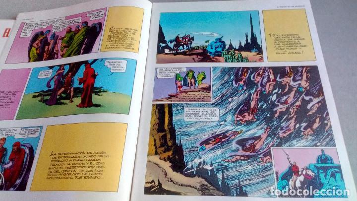 Cómics: FLASH GORDON - HEROES DEL COMIC - LOTE 23 EJEMPLARES EN FABULOSO ESTADO - 1ª EDICIÓN - Foto 16 - 79167025