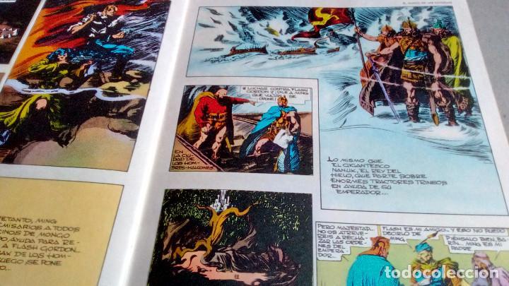 Cómics: FLASH GORDON - HEROES DEL COMIC - LOTE 23 EJEMPLARES EN FABULOSO ESTADO - 1ª EDICIÓN - Foto 17 - 79167025