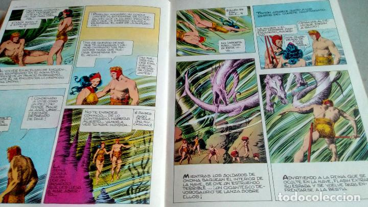 Cómics: FLASH GORDON - HEROES DEL COMIC - LOTE 23 EJEMPLARES EN FABULOSO ESTADO - 1ª EDICIÓN - Foto 20 - 79167025