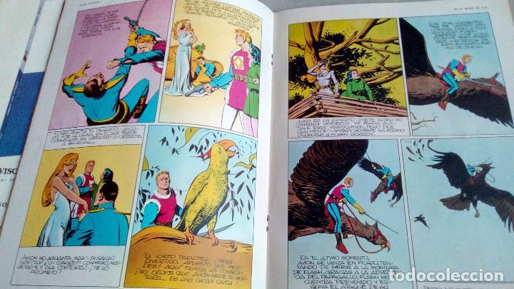 Cómics: FLASH GORDON - HEROES DEL COMIC - LOTE 23 EJEMPLARES EN FABULOSO ESTADO - 1ª EDICIÓN - Foto 38 - 79167025