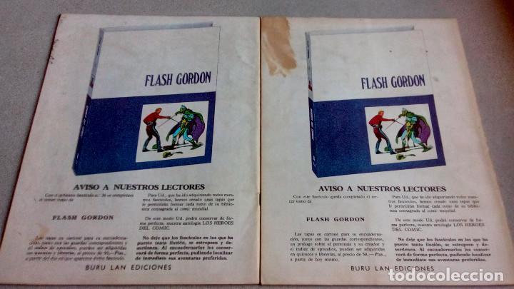 Cómics: FLASH GORDON - HEROES DEL COMIC - LOTE 23 EJEMPLARES EN FABULOSO ESTADO - 1ª EDICIÓN - Foto 40 - 79167025