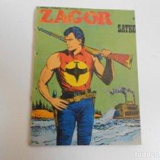 Cómics: ZAGOR Nº 55. Lote 79479661
