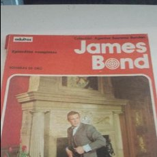 Cómics: COMIC BURU LAN JAMES BOND 2 SOMBRAS DE ORO PB. Lote 79520629