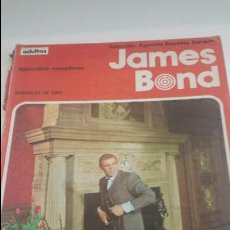 Cómics: COMIC BURU LAN JAMES BOND 2 SOMBRAS DE ORO PB. Lote 79520845