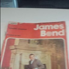 Cómics: COMIC BURU LAN JAMES BOND 2 SOMBRAS DE ORO PB. Lote 79521029