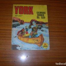 Cómics: YORK Nº 4 EDITA BURU LAN . Lote 79786389