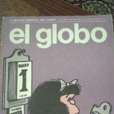 Cómics: EL GLOBO. 4 EJEMPLARES 1973. Lote 79944901