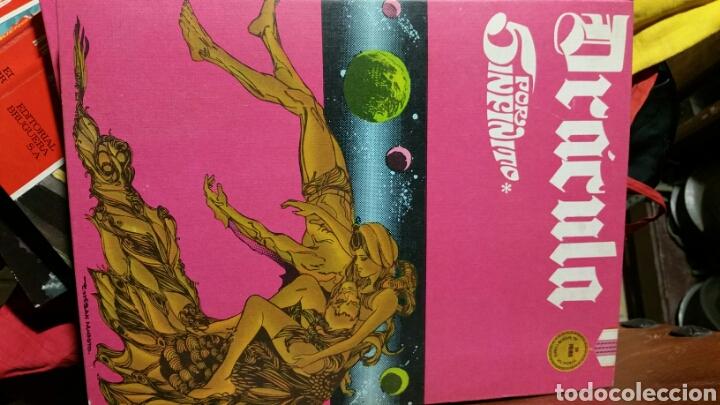 DRÁCULA EDICIONES BURU LAN VOLUMEN 2 (Tebeos y Comics - Buru-Lan - Drácula)