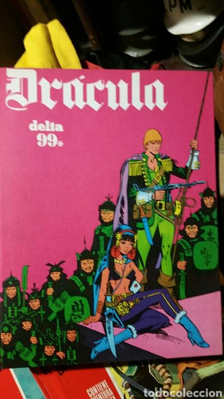 DRÁCULA DELTA 99 EDICIONES BURU LAN (Tebeos y Comics - Buru-Lan - Drácula)