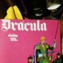 Cómics: DRÁCULA DELTA 99 EDICIONES BURU LAN. Lote 79997257