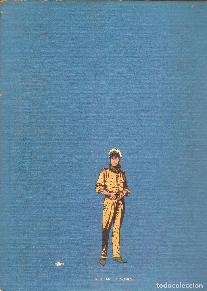 Cómics: HALCONES DE ACERO - TOMO 1 - COLECCIÓN HEROES DEL COMIC - BURU LAN, S.A., 1974 - Foto 3 - 80111473