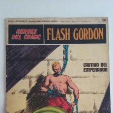 Cómics: FLASH GORDON Nº09 BURU LAN.. Lote 80127085