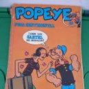 Cómics: LOTE DE 23 NUMEROS DE POPEYE DE BURU LAN. Lote 80242973
