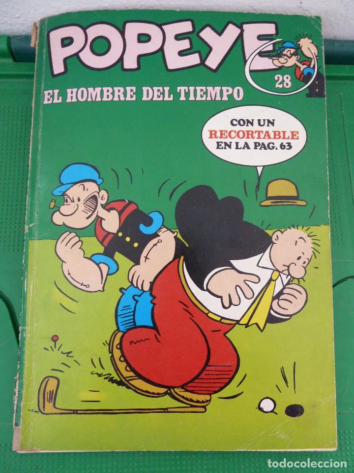 Cómics: LOTE DE 23 NUMEROS DE POPEYE DE BURU LAN - Foto 3 - 80242973