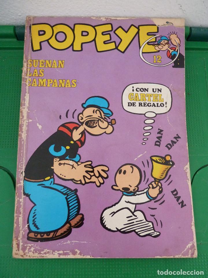 Cómics: LOTE DE 23 NUMEROS DE POPEYE DE BURU LAN - Foto 24 - 80242973
