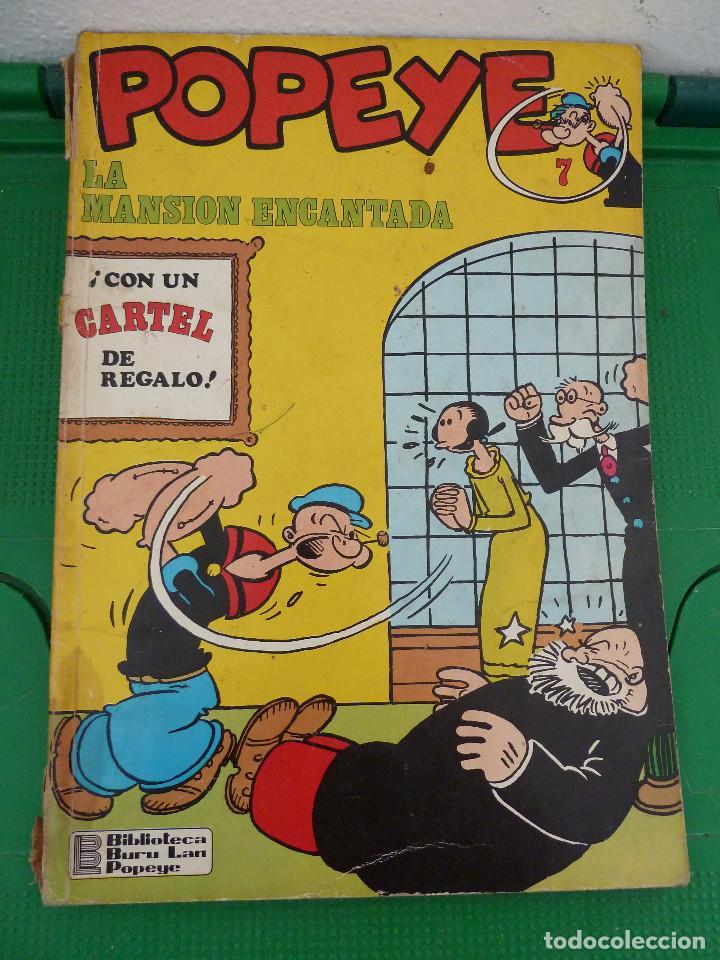 Cómics: LOTE DE 23 NUMEROS DE POPEYE DE BURU LAN - Foto 38 - 80242973