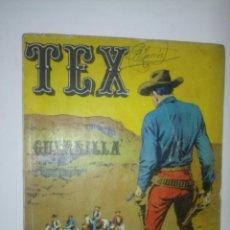 Cómics: TEX - Nº 6 -GUERRILLA- EL GRAN AURELI GALLEPPINI- 1970- BUENA- MUY RARA- LEAN- 6048. Lote 80505997