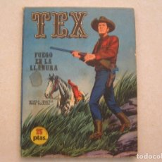 Cómics: TEX Nº 17 - BURU LAN - FUEGO EN LA LLANURA - BUEN ESTADO - P. Lote 81307464