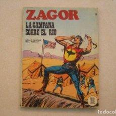 Cómics: ZAGOR Nº 22 - BURU LAN 1972 - LA CAMPANA DEL RIO - BUEN ESTADO . Lote 81310812