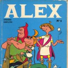 Cómics: ALEX Nº1. BURULÁN EDICIONES . Lote 81554840