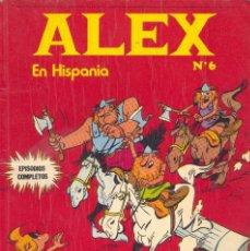 Cómics: ALEX EN HISPANIA. Nº6. BURULÁN EDICIONES. Lote 81555540