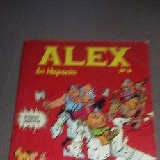 Cómics: ALEX EN HISPANIA Nº 6 BURULAN BURU LAN EDICIONES 1973 REF 062. Lote 81799560