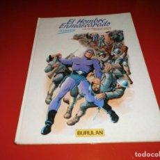 Cómics: EL HOMBRE ENMASCARADO Nº 2 - INVASION - BURULAN. Lote 82487456
