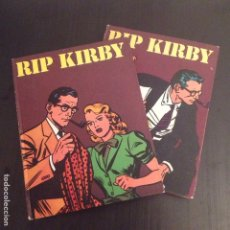 Cómics: RIP KIRBY BURU LAN 1973 1974 . TOMOS 1 Y 2. Lote 82508804